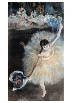 Carte - Map - End of arabesque (Degas) - Sheet Music - di-arezzo.com