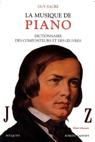 Guy SACRE - The piano music, vol. 2: JZ - Book - di-arezzo.com