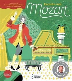 Raconte-moi Mozart FRIOT Bernard / THIÉBAUX Jérôme Livre laflutedepan