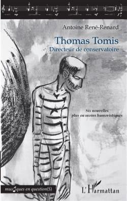 Thomas Tomis : directeur de conservatoire laflutedepan