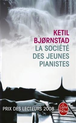 La société des jeunes pianistes Ketil BJORNSTAD Livre laflutedepan
