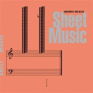 Sheet music - Johannes KREIDLER - Livre - laflutedepan.com