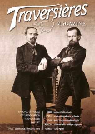 Traversières magazine, n° 127 (4ème trimestre 2018) laflutedepan