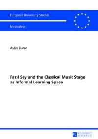 Fazil Say and the classical music stage as informal learning space - laflutedepan.com