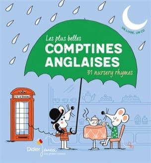 Les plus belles comptines anglaises : 31 nursery rhymes laflutedepan