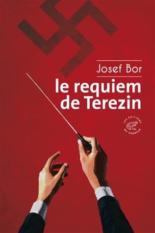 Le requiem de Terezin - Josef BOR - Livre - laflutedepan.com