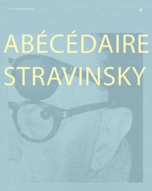 Abécédaire Stravinsky Fondation Igor Stravinsky Livre laflutedepan