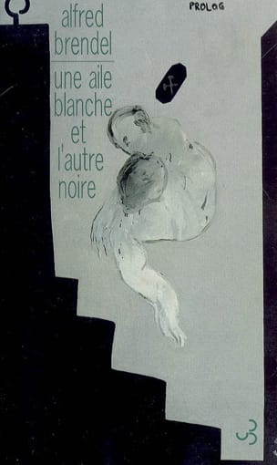 Une aile blanche et l'autre noire : poèmes Spiegelbild und schwarzer Spuk laflutedepan