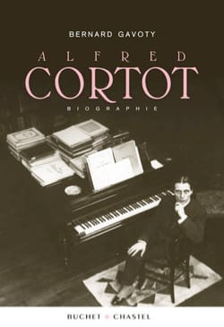 Alfred Cortot Bernard GAVOTY Livre Les Hommes - laflutedepan