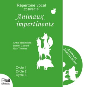 Animaux impertinents - Répertoire vocal - 2018 / 2019 laflutedepan