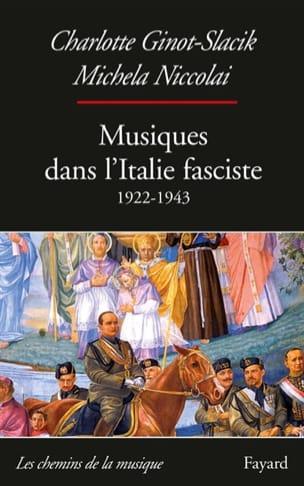 Musiques dans l'Italie fasciste : 1922 - 1943 laflutedepan