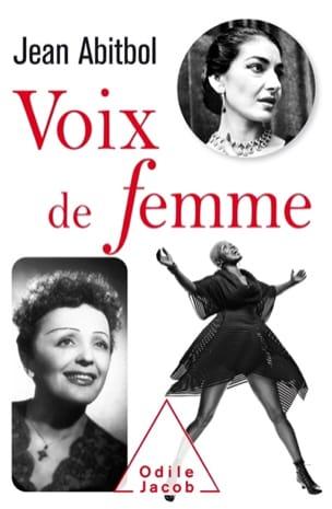 Voix de femme - Jean ABITBOL - Livre - laflutedepan.com
