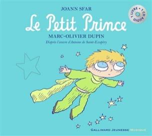 Le petit prince SFAR Johann / DUPIN Marc-Olivier Livre laflutedepan