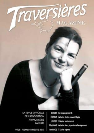 Traversières Magazine, n° 128 - Revue - Livre - laflutedepan.com