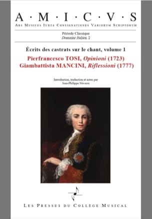 Opinioni (1723) / Riflessioni (1777) laflutedepan