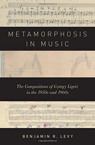 Metamorphosis in music - LEVY Benjamin R. - Livre - laflutedepan.com