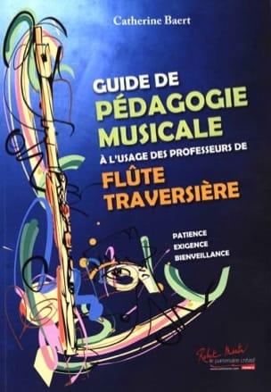 Guide de pédagogie musicale à l'usage des professeurs de flûte traversière laflutedepan