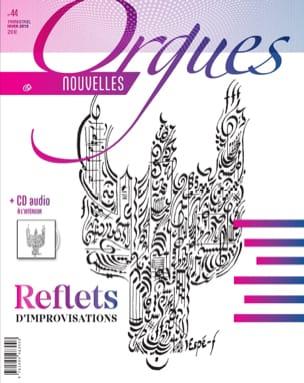 Orgues nouvelles, n° 44 - Printemps 2019 - Revue - laflutedepan.com