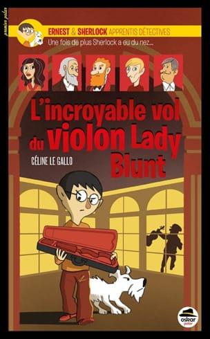 L'incroyable vol du violon de Lady Blunt - laflutedepan.com