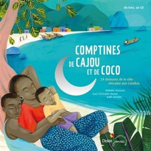 Comptines de Cajou et de Coco - Nathalie SOUSSANAN - laflutedepan.com