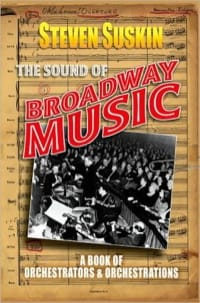 The sound of Broadway music Steven SUSKIN Livre laflutedepan
