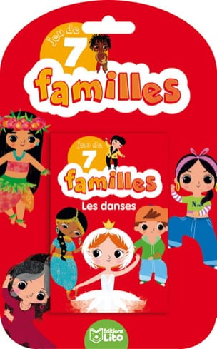 Jeu des 7 familles : les danses - Sonia BARETTI - laflutedepan.com