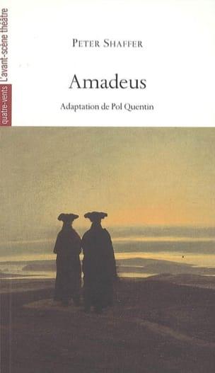 Amadeus - Peter SCHAFER - Livre - Les Hommes - laflutedepan.com