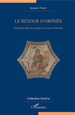 Le retour d'Orphée Jacques VIRET Livre Les Sciences - laflutedepan