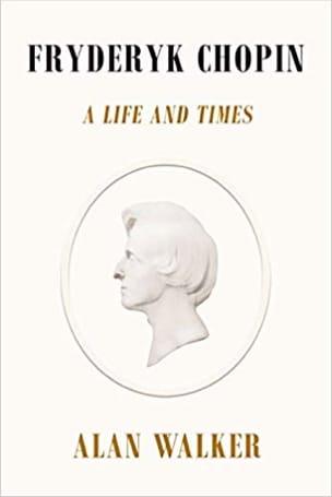 Fryderyk Chopin - Alan WALKER - Livre - Les Hommes - laflutedepan.com