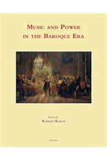 Rudolf RASCH - Music and Power in the Baroque Era - Partition - di-arezzo.fr