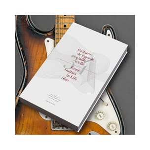 34 guitares de légende en taille réelle - laflutedepan.com