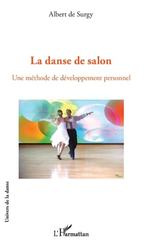 La danse de salon DE SURGY Albert Livre Les Arts - laflutedepan