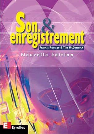 Son et enregistrement Francis RUMSEY Livre Les Sciences - laflutedepan