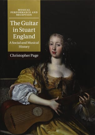 The guitar in Stuart England : a social and musical history - laflutedepan.com