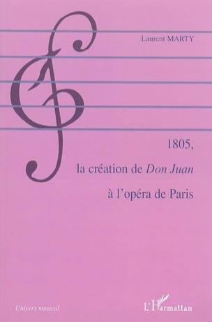 1805, la création de Don Juan à l'Opéra de Paris - laflutedepan.com