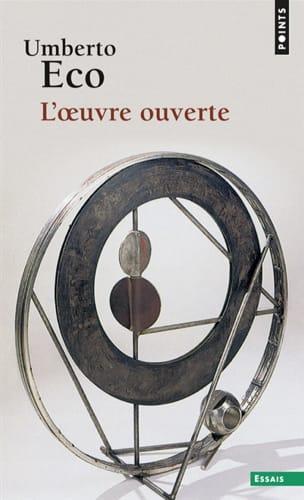 L'oeuvre ouverte Umberto ECO Livre Les Sciences - laflutedepan