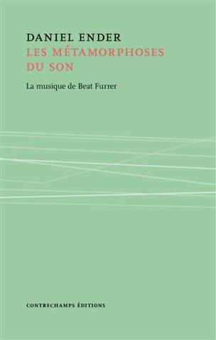 Métamorphoses du son - Daniel ENDER - Livre - laflutedepan.com