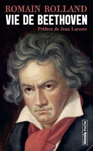 Vie de Beethoven Romain ROLLAND Livre Les Hommes - laflutedepan
