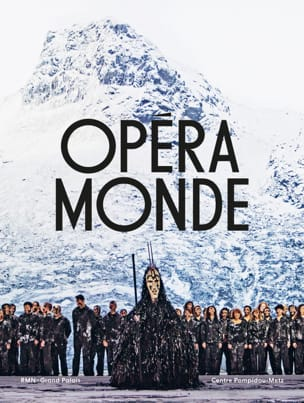 Opéra monde : exposition - Catalogue - Livre - laflutedepan.be
