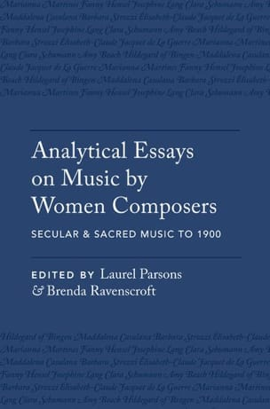 Analytical Essays on Music by Women Composers - laflutedepan.com