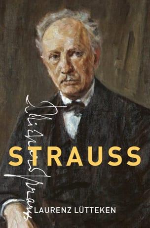 Strauss - Laurenz LÜTTEKEN - Livre - Les Hommes - laflutedepan.com