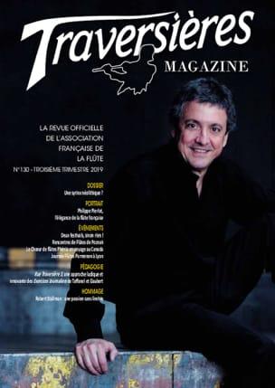 Traversières Magazine, n° 130 (3ème trimestre 2019) laflutedepan