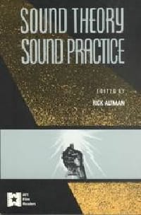 Sound theory/sound practice laflutedepan