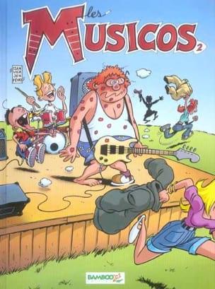 Les Musicos, vol. 2 - Henri JEANFAIVRE - Partition - laflutedepan.com
