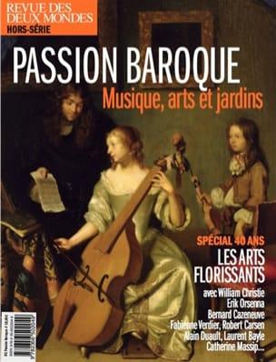 Revue des deux mondes - Passion baroque (hors-série patrimoine) - laflutedepan.com