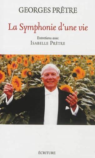 La symphonie d'une vie : entretiens avec Isabelle Prêtre laflutedepan