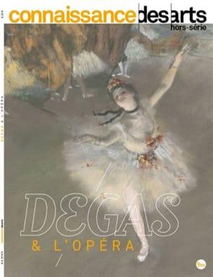 Degas à l'Opéra Revue Livre Les Arts - laflutedepan.be