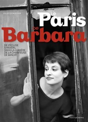 Le Paris de Barbara Gilles SCHLESSER Livre Les Oeuvres - laflutedepan