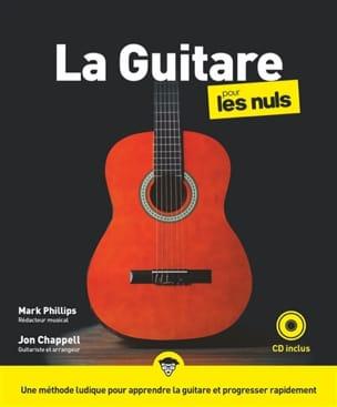 La guitare pour les nuls PHILLIPS Mark / CHAPPELL Jon laflutedepan