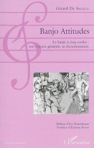 Banjo attitudes : le banjo à cinq cordes - laflutedepan.com